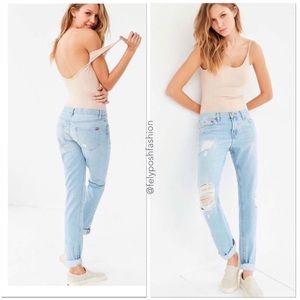 Urban Outfitters BDG Slim Boyfriend Denim Jeans